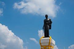 Thao Suranaree staty, Nakhon Ratchasima, Thailand Arkivbilder
