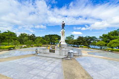 Thao Suranari Monument Stock Photos