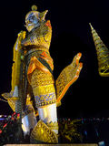 ThaoWessuwan (Colossus, Giants). Udonthani giant preserver, Protect the city. Udonthani, Thailand Stock Photography
