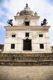 Thapathali Temple, Kathmandu, Nepal Stock Image