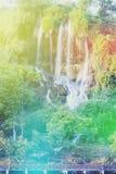 Thara-rak Wasserfall A001 Stockbilder