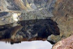 tharsis ορυχείων Στοκ Φωτογραφίες