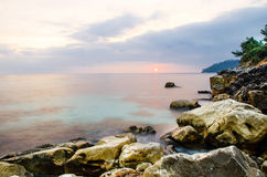 Thasos Royalty Free Stock Images