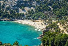 Thassos Royalty Free Stock Image