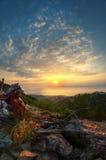 Thassos, Grèce Photo libre de droits
