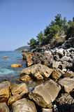 Thassos, Greece Royalty Free Stock Images