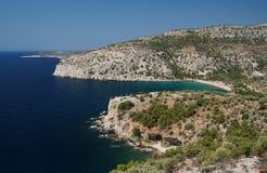 Thassos Greece Royalty Free Stock Photo