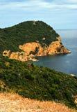 Thassos Griechenland Lizenzfreies Stockbild
