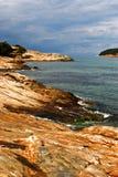 Thassos, Griechenland Lizenzfreies Stockfoto