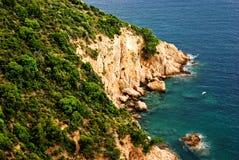 Thassos, Griechenland Lizenzfreies Stockbild