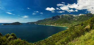 Thassos Insel, Griechenland Stockfotografie