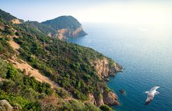 Thassos Island,Greece Stock Photos