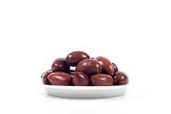 Thassos olives Royalty Free Stock Photo