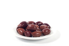 Thassos olives Stock Photo