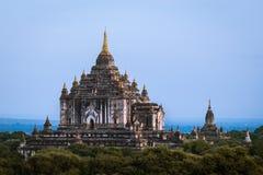Thatbyinnyu pagod royaltyfria foton