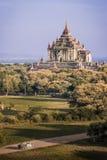 Thatbyinnyu pagod royaltyfri foto