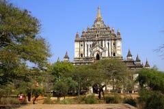 Thatbyinnyu-Tempel Stockbilder