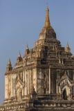 Thatbyinnyu Temple - Bagan - Myanmar (Burma) Stock Image