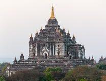 Thatbyinnyu Temple, Bagan Stock Images