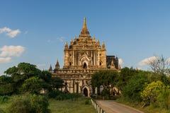 Thatbyinnyu Temple Stock Photos