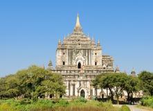 Thatbyinnyu temple, Myanmar Royalty Free Stock Photos