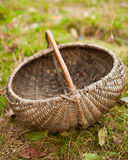 Thatch basket Royalty Free Stock Photography