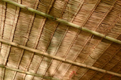 Thatch roof Royalty Free Stock Photography