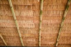 Thatch roof Royalty Free Stock Photos