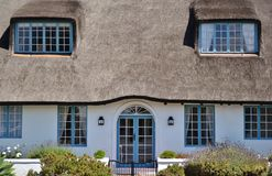 Thatch Roof... Stock Image