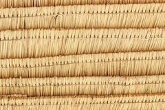 Thatch roof patten Stock Photos