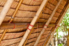 A thatch-roof Royalty Free Stock Images