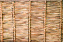 Thatch roof texture Royalty Free Stock Image