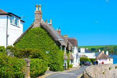 Free Thatched Cottage Royalty Free Stock Photography - 31531137