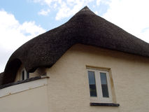 Thatched Cottage Stock Image