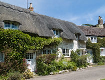 Thatched cottages Royalty Free Stock Image