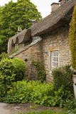 Thatched Cottages Stock Images