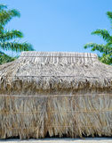 Thatched hut Royalty Free Stock Images