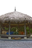 Thatched hut Stock Images