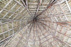 Thatched hut Stock Photography