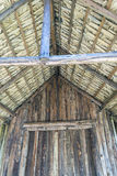 Thatched hut Stock Photo