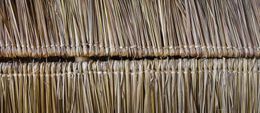 Thatched roof Stock Photos