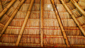 Thatched-roof Stock Photo