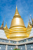 Thatempel van Emerald Buddha van Thailand stock fotografie