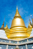 Thatempel van Emerald Buddha van Thailand Stock Foto's