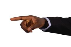 Thats the deal. This is an image of a businessman pointing. (Please let me know where the image will be used by leaving a message in the Comments Section/See stock photography