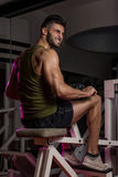 Thats How You Train Legs Calves Stock Photography