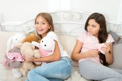 Free Thats Not Fair. Small Children Quarrel Over Toys. Quarrel And Toy Fighting. Sibling Rivalry. Family Relationship Stock Photography - 167193332