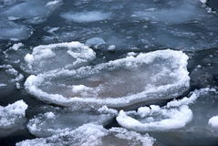 thaw άνοιξη Στοκ φωτογραφίες με δικαίωμα ελεύθερης χρήσης