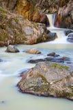 thaw χείμαρρος Στοκ φωτογραφίες με δικαίωμα ελεύθερης χρήσης