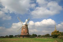 Thaxted windmill Royalty Free Stock Images